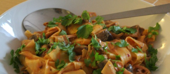 pappardelle