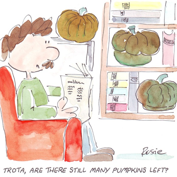 any more pumpkins left
