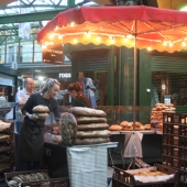 bread stall