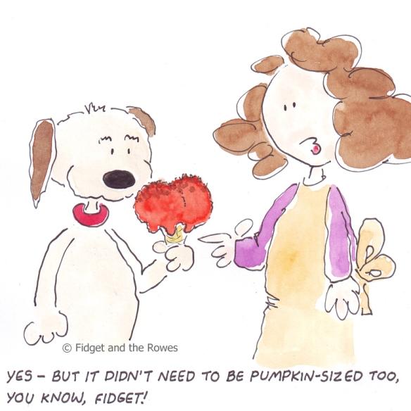 pumpkin ice cream gelato zucca