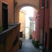 Cervo Ligure, Liguria Ponente