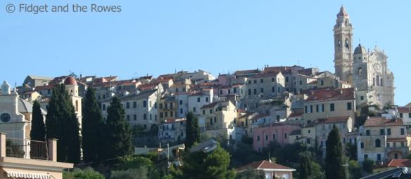 Cervo Ligure, Liguria, Ponente