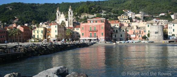 Laigueglia Sea Front, Liguria, Ponente