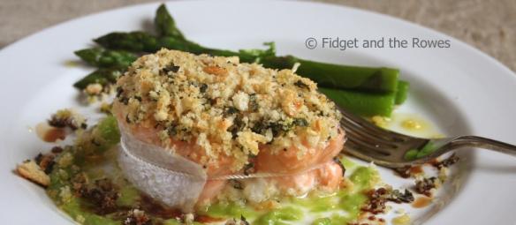 Salmon Grembiule Da Cucina