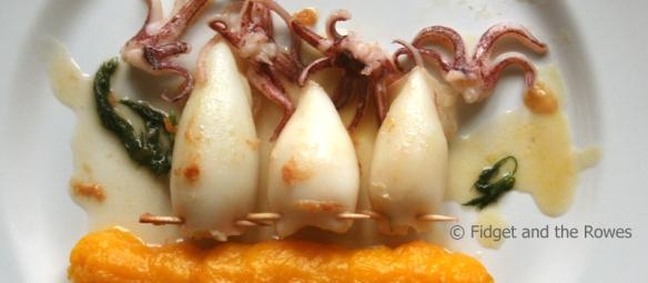 stuffed squid pumpkin calamari ripieni zucca