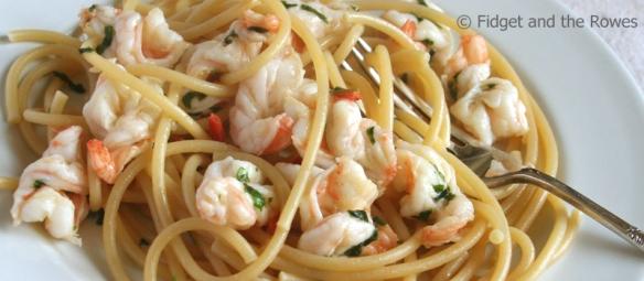 Carluccio butterflied prawns
