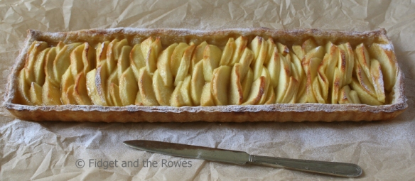 Apple Tarte Maman Blanc