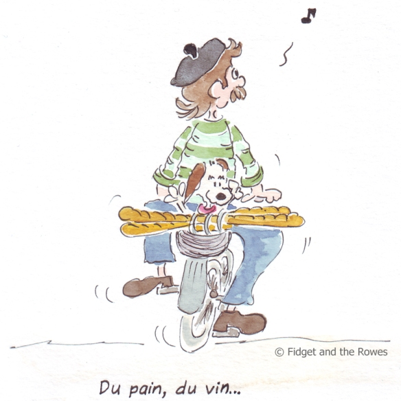 Du Pain Du Vin Bread Breadsticks