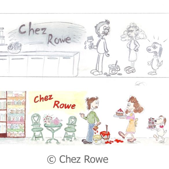 Chez Rowe new banner