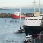 Edinburgh Royal Yacht Britannia