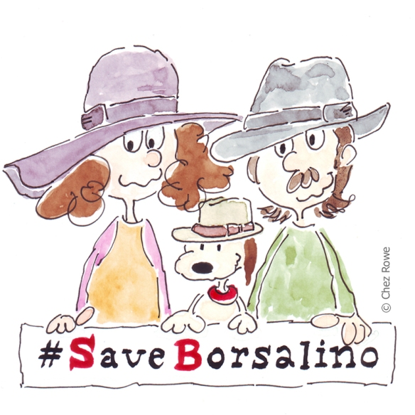 Save Borsalino #SaveBorsalino