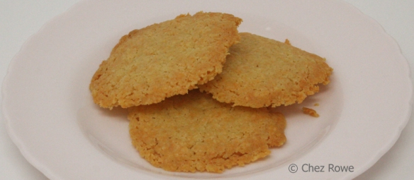 Cheese Biscuits Galettes Au Fromage