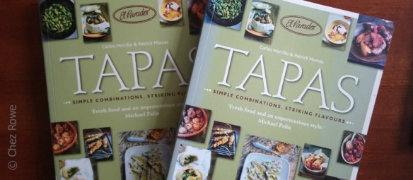 Tapas Chez Rowe Last Post Too many cookery books…