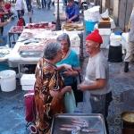 Mercato del pesce Catania